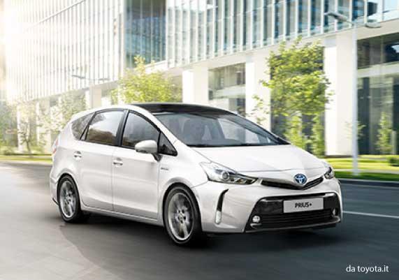 Toyota 7 posti
