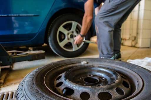 Controllo della sicurezza dell'auto