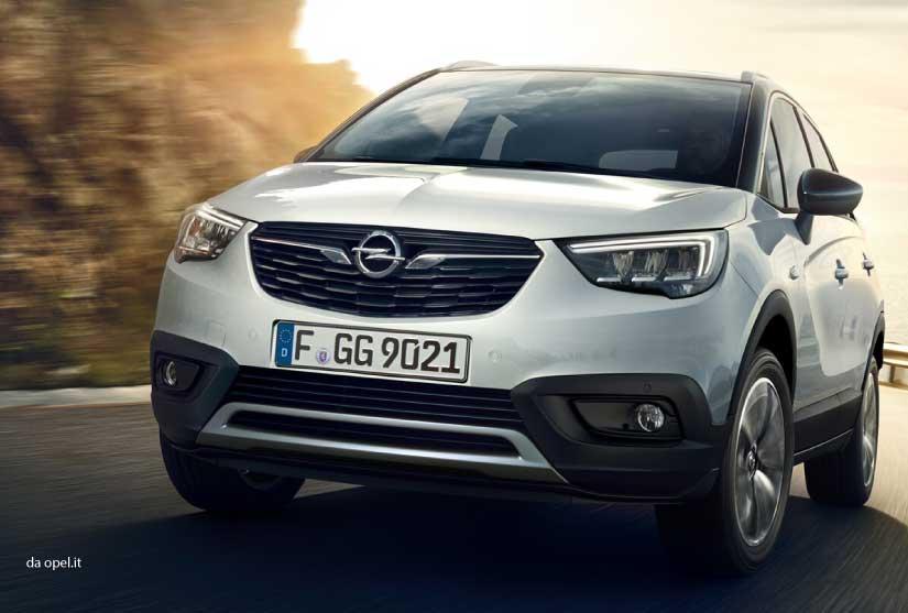 Suv economico Opel