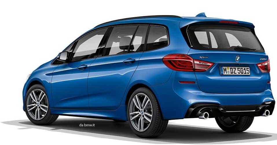 BMW 7 posti