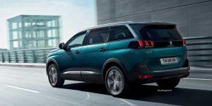Peugeot 7 posti