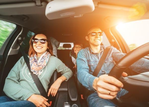 noleggiare auto vacanze famiglia